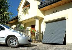 Portes de garage basculantes mirox fabricant des for Fabricant porte de garage basculante