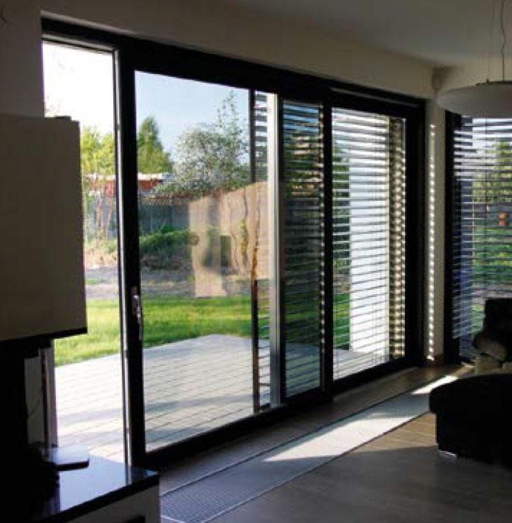 porte coulissante moderne belle et s curis e pologne mirox fabricant des fenetres et portes. Black Bedroom Furniture Sets. Home Design Ideas
