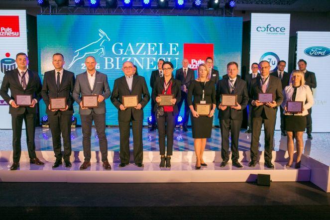 Gazelles de Business de 2016