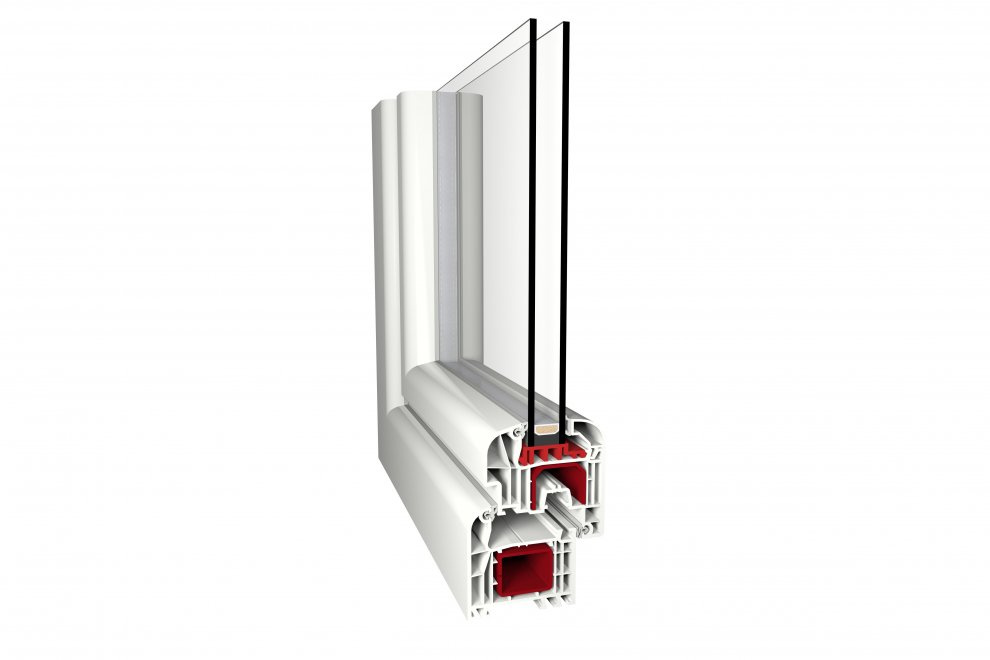 Mirox id 4000 round line ii mirox fabricant des fenetres for Fabricant porte et fenetre