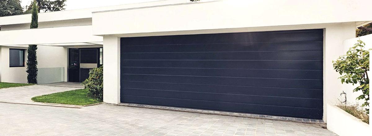 Portes De Garage Sectionnelles Mirox Fabricant Des Fenetres Et