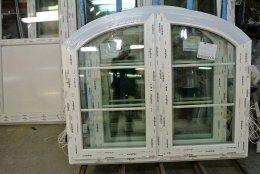 ARC c'est une de formes plus spectaculaires des fenêtres