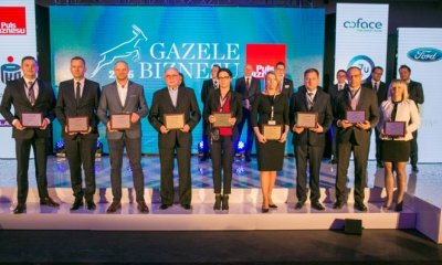 Gazelles de Business de 2016