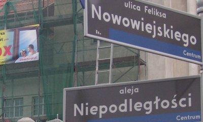 Fenêtres Mirox dans le centre ville de Poznan