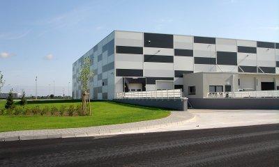 La nouvelle réalisation- une combinaison de menuiserie en PVC et en aluminium