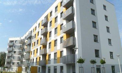 Fenêtres de MIROX dans les appartements de Wilczak 15 à Poznań